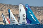SAP Leonardo supporta il team AkzoNobel alla Volvo Ocean Race