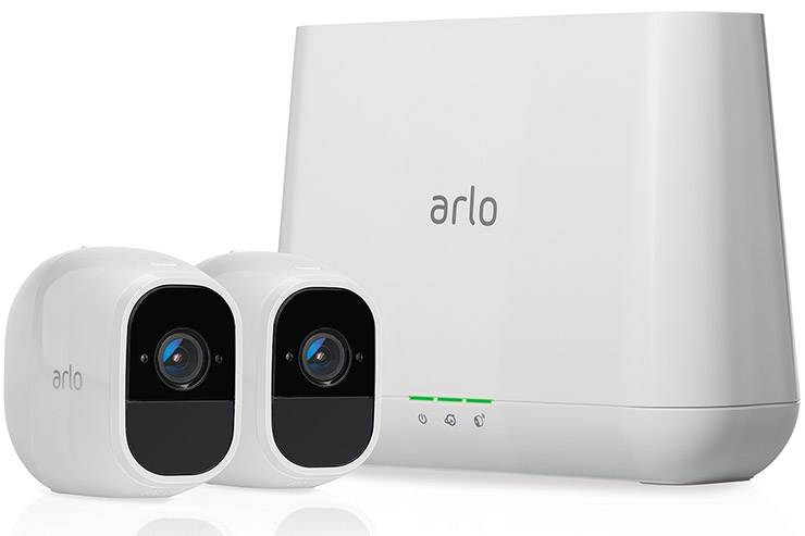 Netgear Arlo Pro 2, la videosorveglianza efficace e integrata