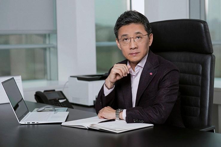 Mr. Sung Soo Kim, CEO e presidente LG Italia e Grecia