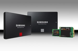 Samsung 860 PRO e 860 EVO, storage veloce V-NAND