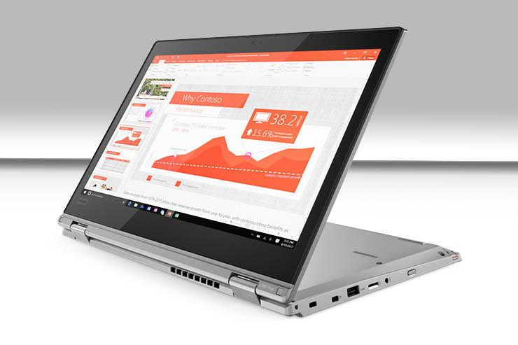 Lenovo ThinkPad, le ultime novità della gamma al CES 2018