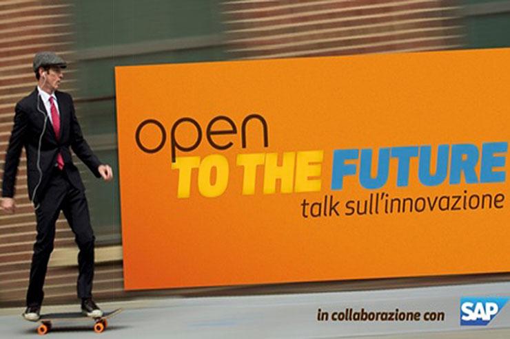 """A Milano al via """"Open to the Future. Talk sull'innovazione"""""""