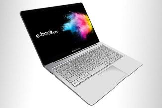 Microtech e-book Pro, produttività elegante e abbordabile