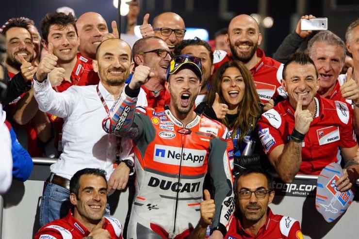 Partnership Ducati e NetApp: in pista prestazioni all'avanguardia