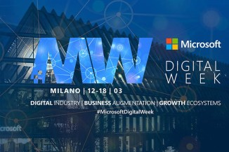 Microsoft Digital Week: il digitale per la crescita