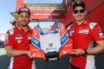 """MotoGP 2018, Lenovo """"corre"""" insieme a Ducati"""