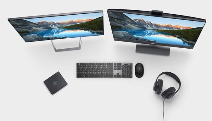 Dell, performance in mobilità con Intel Core 8a generazione