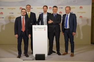 Bari e Matera, le prime città in Europa a sfruttare il 5G