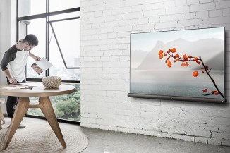 Serie C76 di TCL, ovvero una tv simile a un'opera d'arte