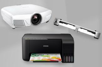 Epson a IFA, nuovi videoproiettori, stampanti e multifunzione