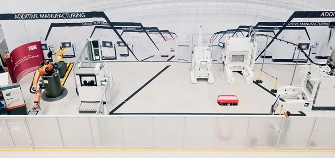 Premium AEROTEC, Daimler ed EOS ancora insieme per NextGenAM