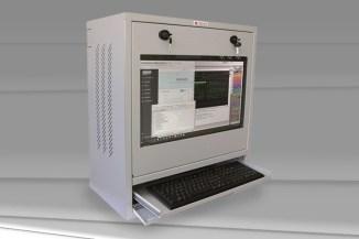 Techly ICRLIM10, armadi di sicurezza per PC industriali