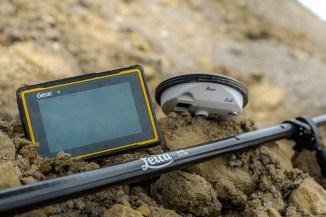 Raccolta dati, Leica Geosystems sceglie il tablet Getac ZX70