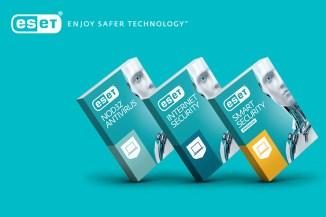 ESET, la nuova gamma security end user è ora disponibile
