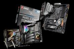 MSI, nuove motherboard con chipset Intel Z390