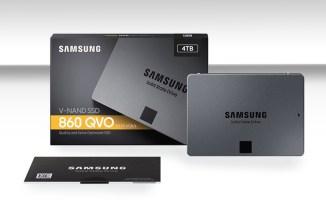 Samsung SSD 860 QVO, archiviazione multi terabyte accessibile