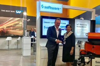 Smart City, SAP e Software AG sviluppano una piattaforma open
