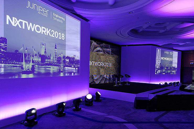 Juniper Networks EMEA NXTWORK 2018, l'era del multi-cloud