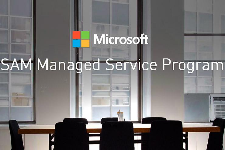 Netcom riceve l'accreditamento Microsoft Sam per l'Italia