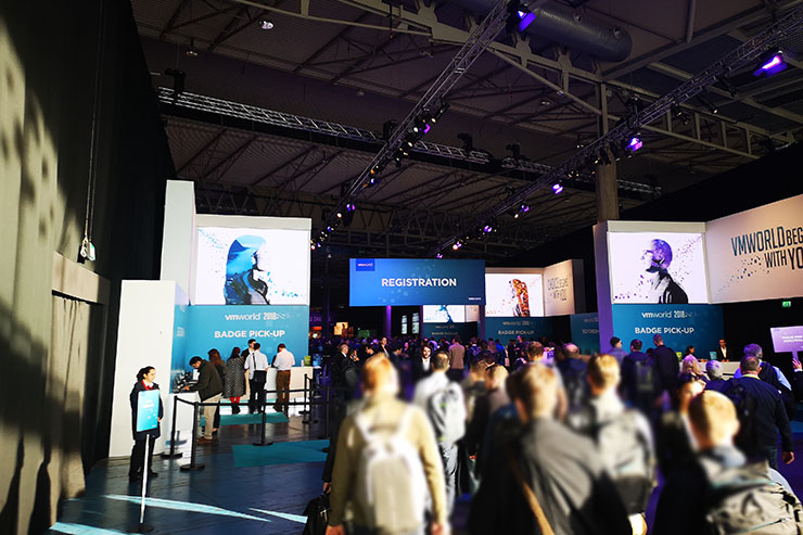 VMworld Europe 2018: Possible begins with you