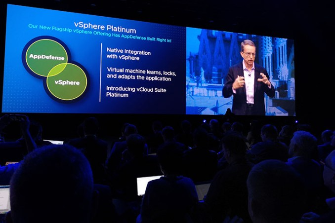 VMworld Europe 2018: Possible begins with you!