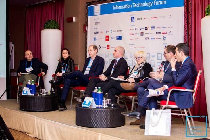 IKN Italy presenta l'Information Technology Forum 2019