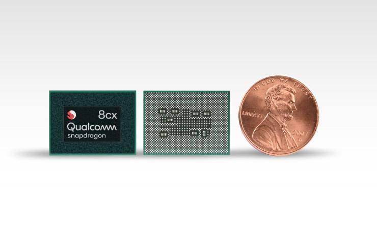 Qualcomm Snapdragon 8cx Compute, piattaforma PC a 7 nm
