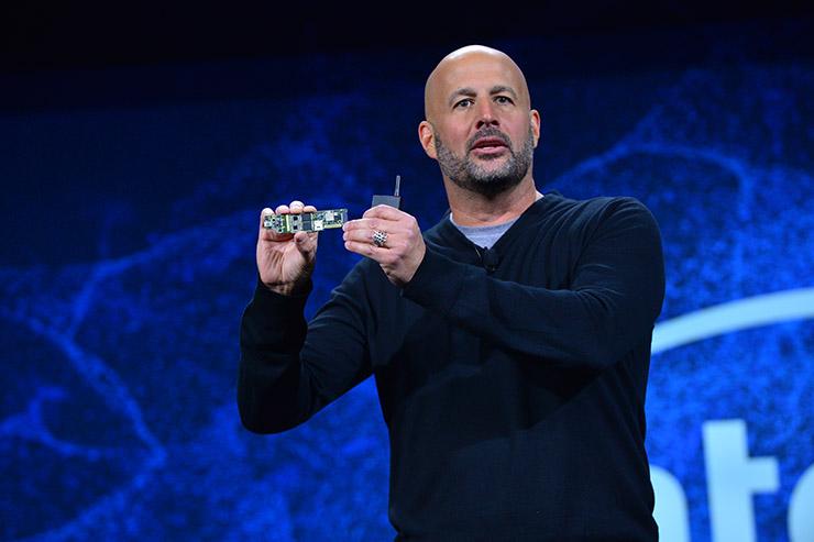 Intel e le nuove frontiere del computing al CES 2019