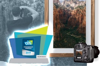 CES, Netgear premiata per Meural Generation 3.0 Smart Canvas