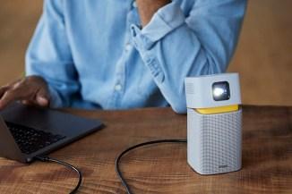 BenQ GV1, videoproiettore tascabile per lo streaming ovunque