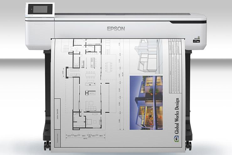 Epson, a Made Expo 2019 con le stampanti di largo formato