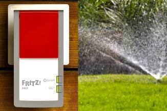 AVM FRITZ!DECT 210, smart plug outdoor con monitoraggio attivo