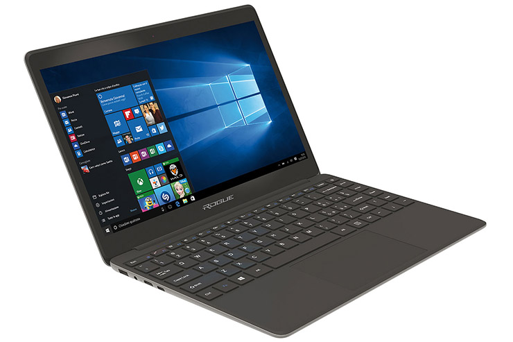 Rogue, al debutto sul mercato con il laptop Rogue 13X