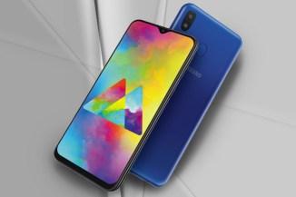 Smartphone, Samsung porta in Italia Galaxy M20
