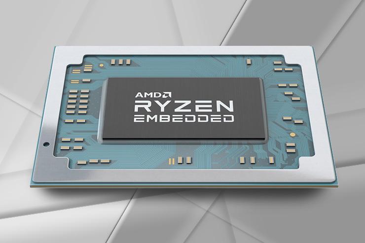 AMD, annunciato il nuovo SoC Ryzen Embedded R1000