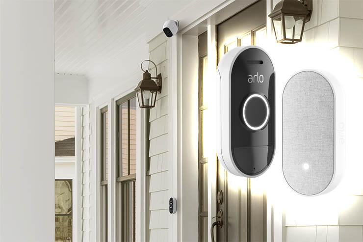 Arlo, lanciati i nuovi Arlo Audio Doorbell e Arlo Chime
