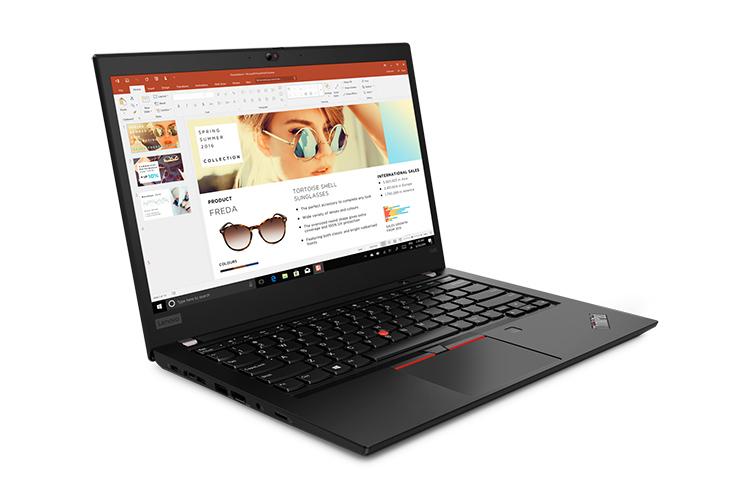 Lenovo presenta nuovi ThinkPad con CPU AMD Ryzen mobile
