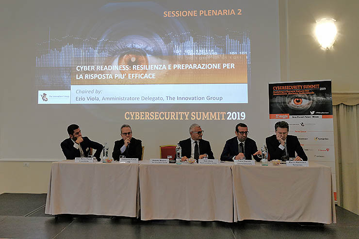 Cybersecurity Summit 2019, tecnologia e awareness per la sicurezza