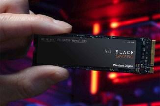 WD Black SN750, prestazioni al vertice della categoria