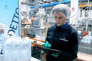 Panasonic e San Benedetto, la digitalizzazione e l'ambiente