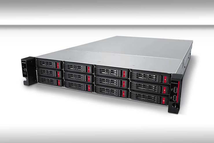 Buffalo TeraStation 51210RH, ora con capacità totale di 144 TByte