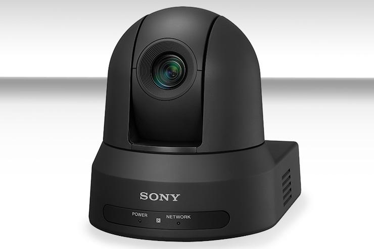 Sony SRG-X, telecamere Pan/Tilt/Zoom PoE+