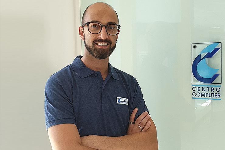 Sicurezza, intervistiamo Luca Comellini di Centro Computer