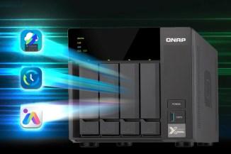 QNAP QTS 4.4.1, la protezione del dato e il backup ibrido