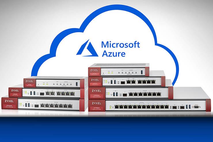 Zyxel, certificazione Microsoft Azure per le connessioni VPN