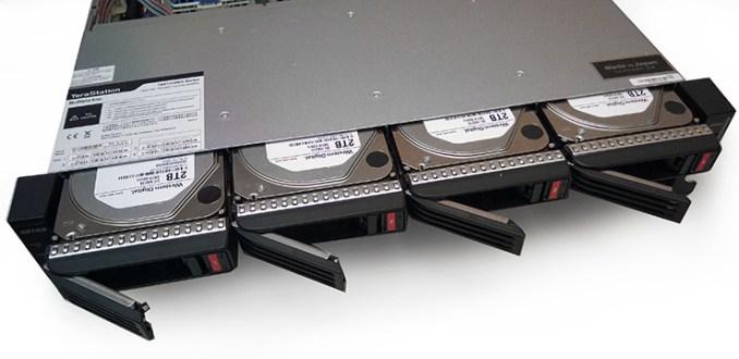 Buffalo TeraStation TS51210RH, scalabilità al giusto prezzo