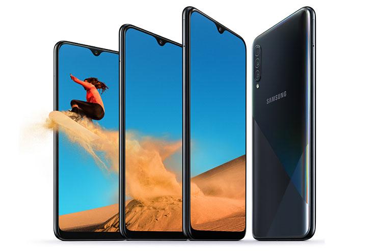 Samsung, disponibile a fine settembre il nuovo Galaxy A30s