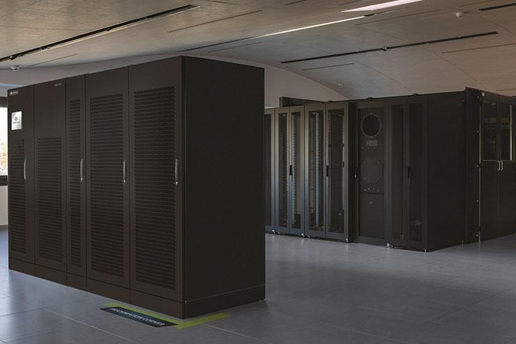 Verti, la sicurezza dei data center grazie alle Control Room