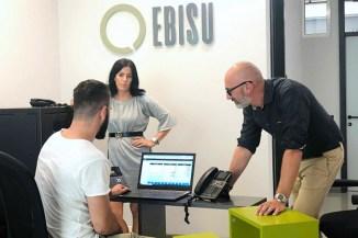 Ebisu promuove in Italia la tecnologia dei centralini cloud