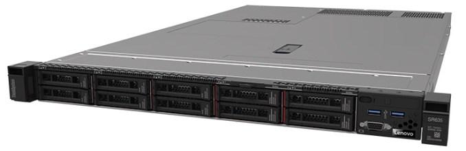 Lenovo con AMD Epyc